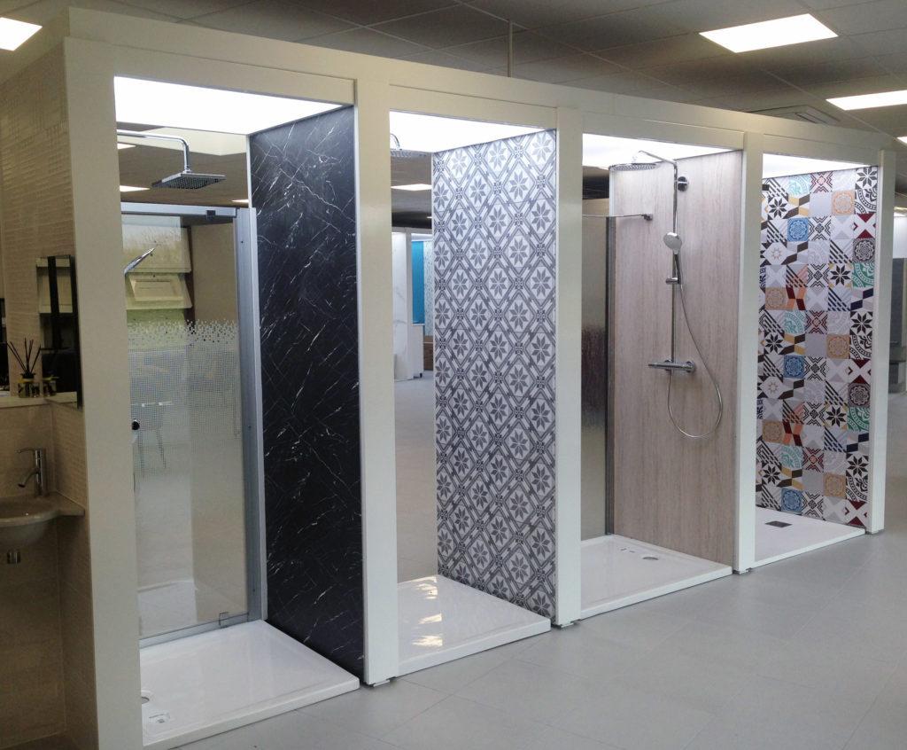 Carrelages & sanitaires - présentoir sanitaire
