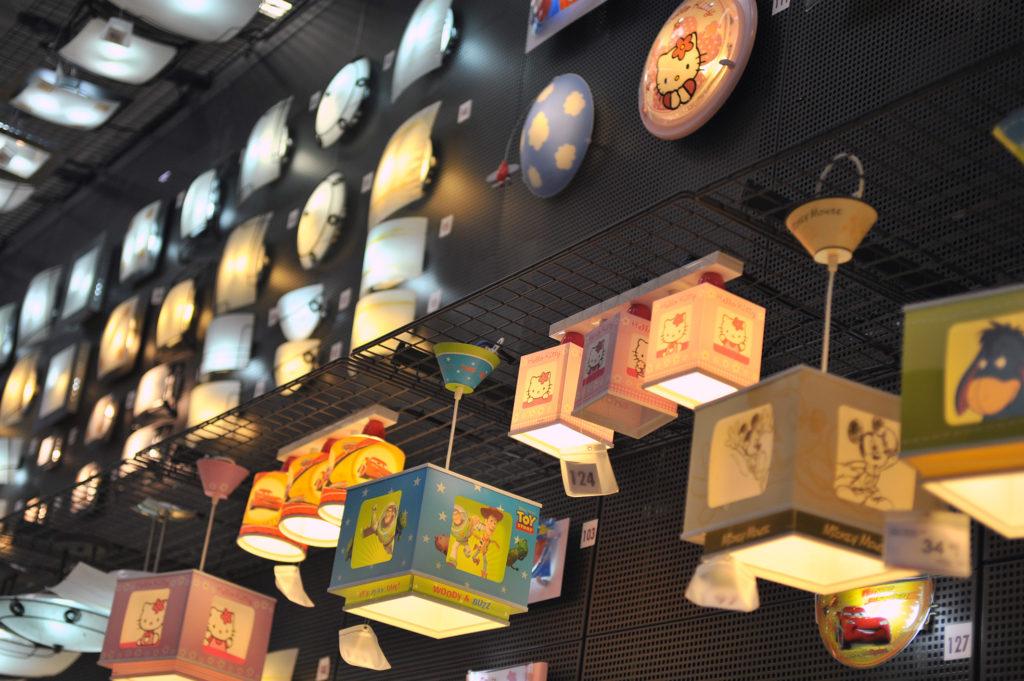 Bricolage - luminaire et décoration