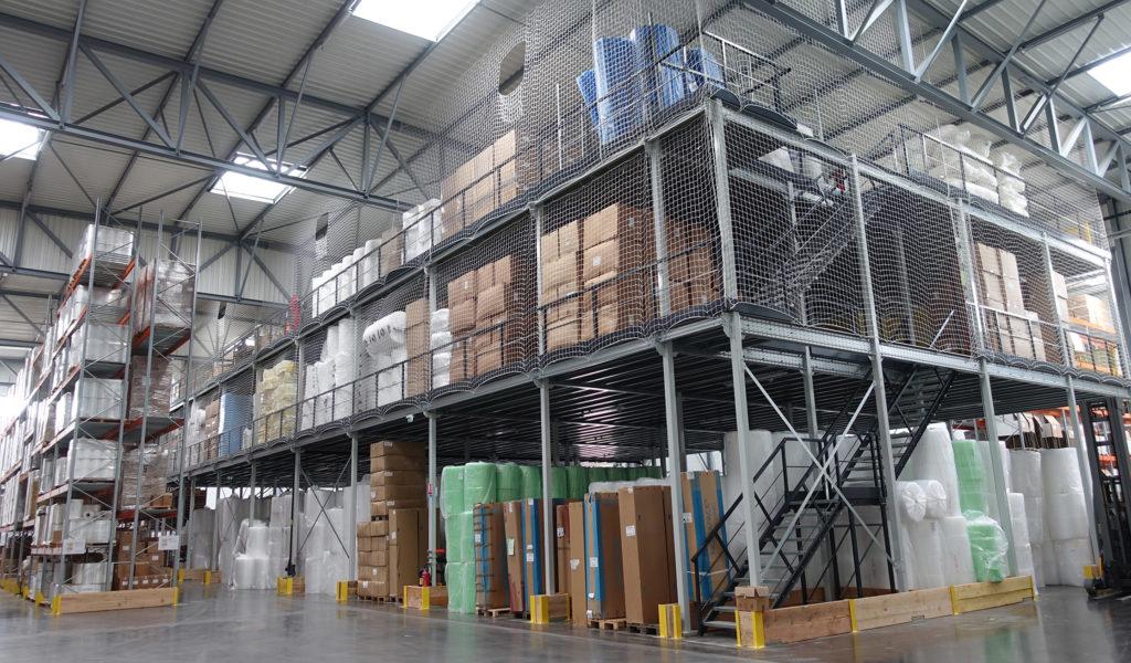 Solutions logistiques - plateforme