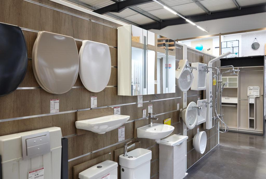 Présentoir sanitaire
