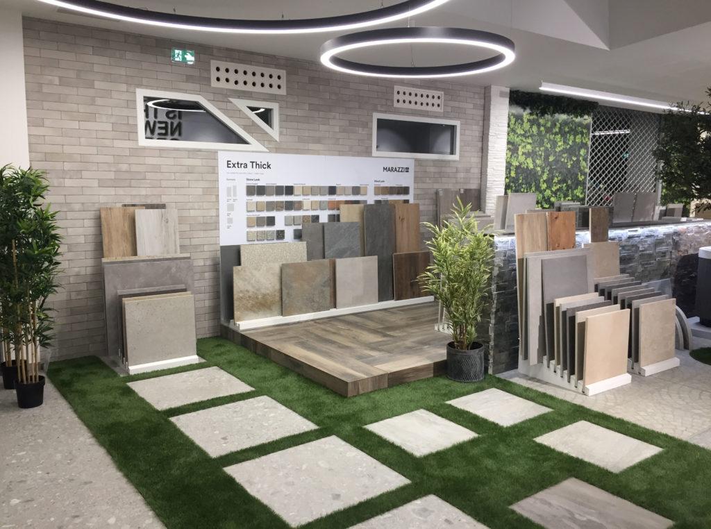 Négoce matériaux - Aménagement exterieur